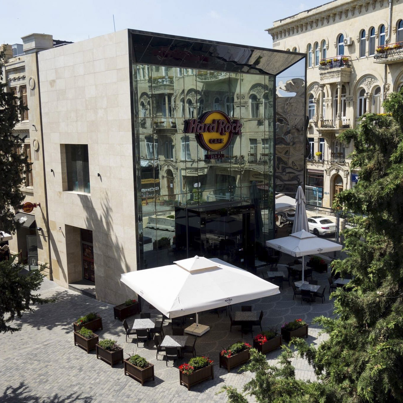 Hard Rock Cafe Baku